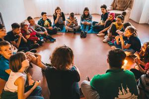 Детский лагерь Приключенческий лагерь «Страна Оз»