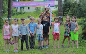 """Детский лагерь Робинзонада. Развивающая лингвистическая программа """"В гостях у Питера Пэна"""""""