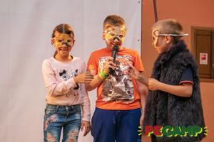 Детский лагерь Развивающий лагерь PlanetEnglish Camp