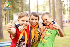 Детский лагерь Детский оздоровительный лагерь «Весна»