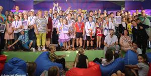 Детский лагерь Детский оздоровительный лагерь «Олимпийские Надежды»