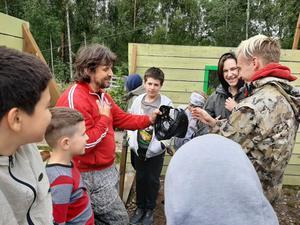 """Детский лагерь Детский спортивный лагерь """"Кий-Бий"""""""