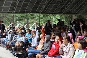 """Детский лагерь Детский лагерь """"Солнечная Поляна"""""""