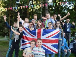 Детский лагерь Языковой лагерь Oxford Friends Camp