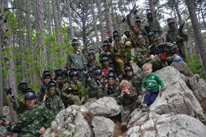 """Детский лагерь Лагерь для мальчиков """"Штурм"""""""