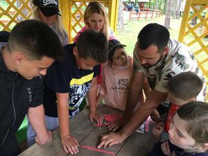 Детский лагерь Летний языковой лагерь Jack Hammer Summer Camp