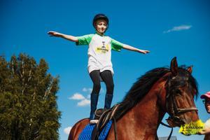 """Детский лагерь Детский конный лагерь """"Командор"""""""