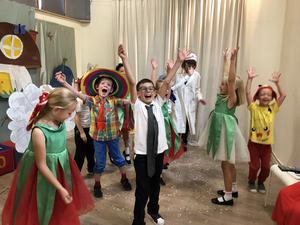 Детский лагерь Летний городской лагерь в детском центре «Династия»