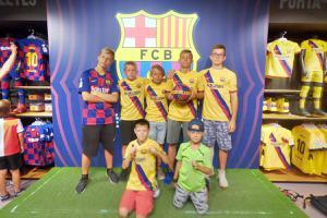 """Детский лагерь Детский футбольный лагерь """"OLA Barcelona"""""""