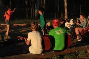 Детский лагерь Детский лагерь Terra Nostra