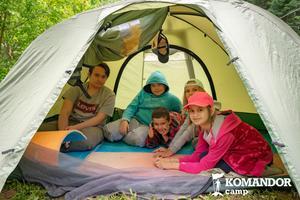 """Детский лагерь Туристический лагерь """"Командор"""""""
