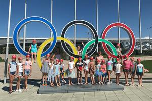 Детский лагерь Спортивные сборы с Multi Camp в Сочи
