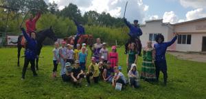"""Детский лагерь Детский оздоровительный лагерь """"Зеленые дубки"""""""
