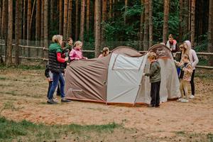 """Детский лагерь Туристический лагерь """"Робинзон"""""""