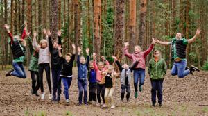 Детский лагерь Проектный лагерь Start Up»