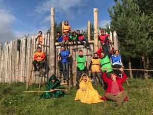 Детский лагерь Детский водный исторический поход «Медведица - баллада о героях»