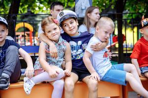 Детский лагерь Городской лагерь Shift