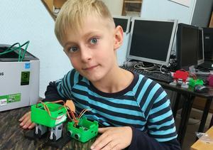 """Детский лагерь Городской роботехнический лагерь """"Робикс"""""""
