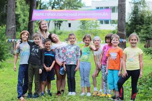 """Детский лагерь Робинзонада. Развивающий лагерь """"Загадки кроличьей норы"""""""