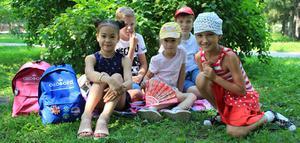 Детский лагерь Языковой городской лагерь Oxford Friends Camp