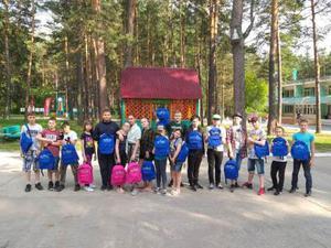 Детский лагерь Языковой лагерь Oxford Friends Camp (О.Кошевого)