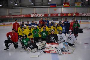 """Детский лагерь Хоккейный лагерь """"Мир хоккея"""""""