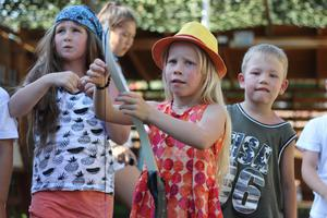 Детский лагерь Приключенческий лагерь «Маугли»