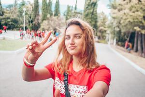 Детский лагерь Языковой лагерь Jey Сamp Crimea