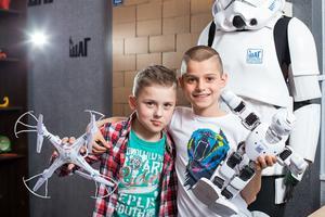 Детский лагерь Летний IT-Клуб - Компьютерной Академии Шаг