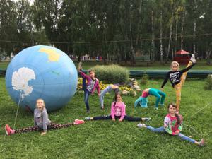 """Детский лагерь Детский лагерь """"Абзаково"""""""