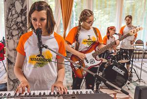 Детский лагерь Командор. Музыкальный лагерь