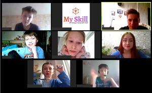 Детский лагерь Онлайн лагерь My Skill