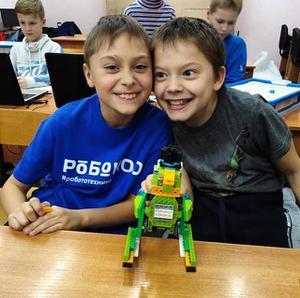 """Детский лагерь Городской робототехнический лагерь """"РОБОКОD"""""""