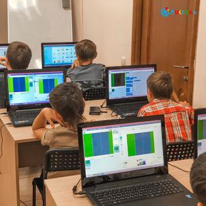 Детский лагерь Летний онлайн-лагерь школы программирования «Пиксель»
