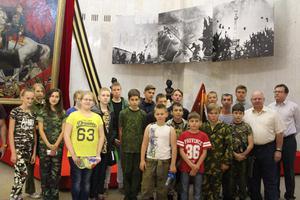 Детский лагерь Военно-патриотический лагерь «Жуков»