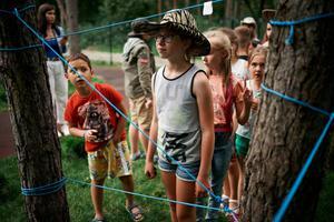 Детский лагерь Спортивно-оздоровительный лагерь в парк-отеле «Европа»