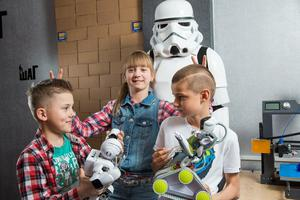 Детский лагерь Летний городской IT-лагерь во Владимире
