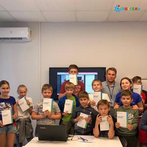 """Детский лагерь Городской дневной лагерь школы программирования """"Пиксель"""""""