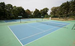 Детский лагерь Теннисный лагерь Tennis Park
