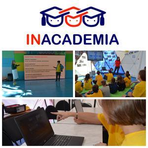 """Детский лагерь Летняя проектная школа """"InAcademia"""""""