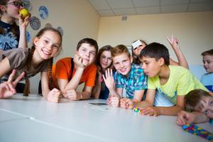 Детский лагерь Летний городской английский лагерь Family