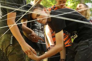 """Детский лагерь Лагерь выходного дня """"Тренировка личности: Эволюция"""""""