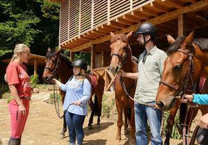 Детский лагерь Командор. Конный лагерь в Сочи