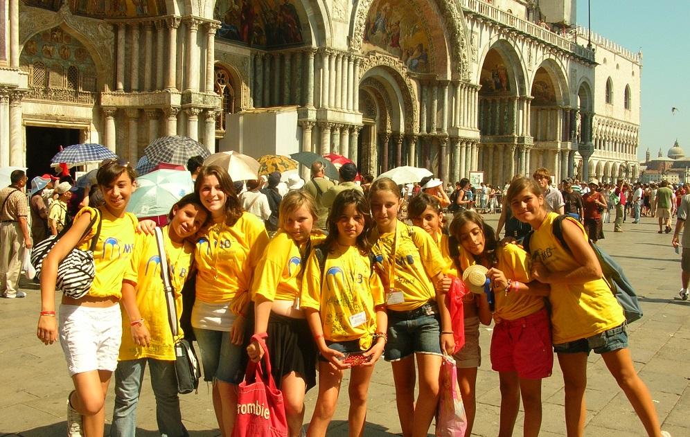 Детские лагеря в Италии